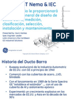 (Espanol)Busway Layout, Measurement, Ratings, Selection & Installation