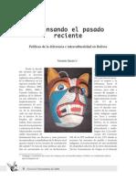 Garces, Fernando - Repensando Pasado Reciente