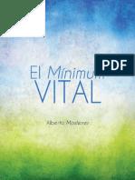 El Mínimum Vital - Alberto Masferrer