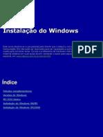 01 - Cap10 - Instalação Do Windows 98 e Xp