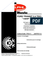 Manual Ford Transit 2.4 Tdci_compr