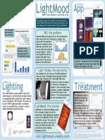 lightmood presentation poster