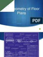 the geometry of floor plans