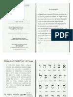 hebraico vol . 1 e 2