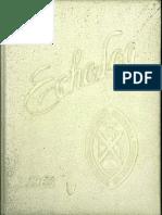 UCA 1963 Echo Log