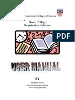 CS4999 User Manual