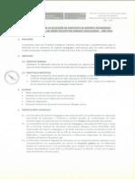 Orientaciones Seleccion ASPI 2014