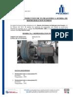 Inspeccion Ultrasonido BombaRefrigePomini 5FEB2013