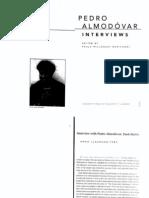 Entrevista Almodovar