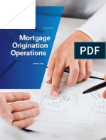 Mortgage Originations Brochure