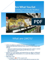 the right to know whats in our foods-labeling