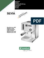 Rancilio Silvia Manual