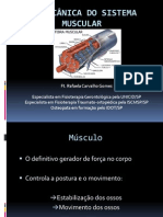 Biomecânica Do Sistema Muscular