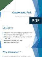 amusement park presentation