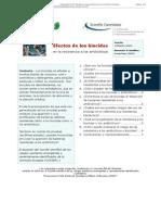 Biocidas Resistencia Antibioticos Greenfacts