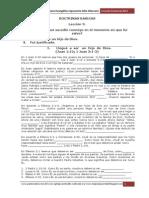 9. Doctrinas Básicas de La Salvacion
