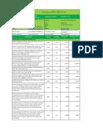 CPEA Cot-2013!10!10 CicsaAmxCAC CHORRILLOS - Sum Inst AA y Ventilacion