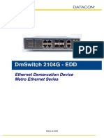 Cat DmSwitch2104G-EDD - Portugues - Rev 2