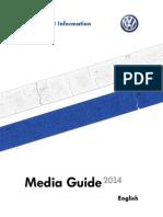 Volkswagen Motorsports Media Guide 2014