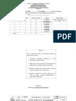 Plan Anual Matematicas Tres 2010 20111