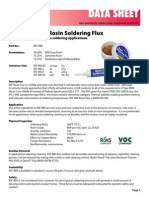 DeoxIT Brand Rosin Soldering Flux DS-RSF-R80