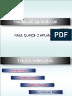 TEORIAS DEL APRENDIZAJE CLASE LIRCAY 2013.ppt