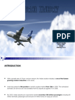 Marketing Strategy of Aviation Industry in India