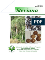 Revista Steviana - Vol. Nº 3