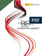 CDTI (2009) Impacto de La Idi Sector Productivo Espanol