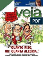 Revista Veja 5 Marco 2014