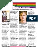 GLBT News Nov 09 2 e.mailer