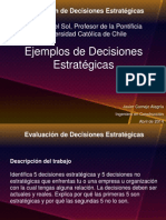 Tarea 1 Ejemplos de Decisiones Estratégicas Jcornejo