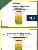 1 Comportamiento Organizacional - Resumen Capitulo 3