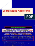 Cours 1 de Marketing