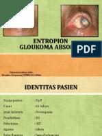 Entropion Dengan Gloukoma Absolut Dan Leukoma(1)
