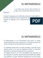 El Metamodelo