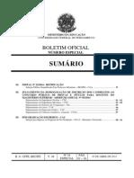 Edital de Mestrado em Design UFPE 2014