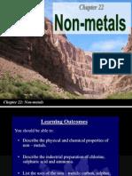 c22 Non Metals