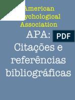 APA_Citações e Referências Bibliográficas