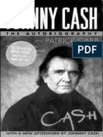 Cash, by Johnny Cash
