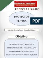 Proyectos Ei Tesa