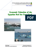 Economic Valuation of the Coral of Egypt
