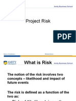 a3b25Project Risk