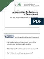 """""""Journalisten 3.0 beta – Herausforderungen und Anforderungen"""""""