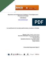 La Cuantificación de Los Daños Patrimoniales y Morales en Córdoba.