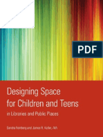 Designing Space for Children and Teens