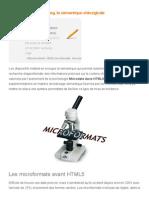 Microdata Et Schema