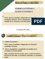 Analisis Económico Para El m de V