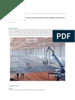 Especificações Para Pisos de Concreto Revestidos Com Fibras de Aco