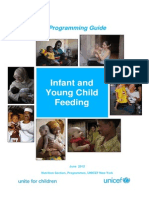 Final IYCF Programming Guide June 2012